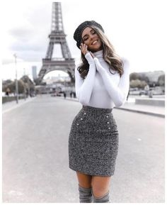 Image about fashion in cool outfits by ℒaura on We Heart It - . - Image about fashion in cool outfits by ℒaura on We Heart It – - Cute Skirt Outfits, Cute Skirts, Girly Outfits, Cute Casual Outfits, Stylish Outfits, Mini Skirts, Classy Outfits For Teens, Skirt Outfits For Winter, Outfits With Tights