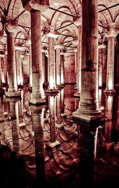 yerebatan cistern - istanbul