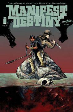 Image Comics   Series   Manifest Destiny