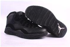 Cheap 310805 010 Air Jordan X 10 retro White Black cat Black - Cheap Air  Jordan Shoes Air Jordan 10 Cheap Shoes for Sale 415b316aea1