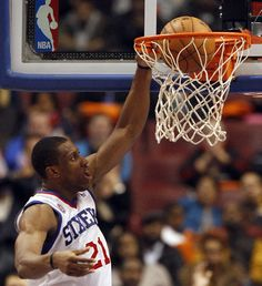thaddeus young 76ers - Google Search