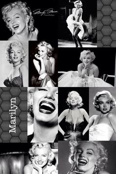 Marilyn Monroe - love her so much Marilyn Monroe Tattoo, Marilyn Monroe Kunst, Marilyn Monroe Cuadros, Marilyn Monroe Wallpaper, Marilyn Monroe And Audrey Hepburn, Norma Jean Marilyn Monroe, Marilyn Monroe Quotes, Patrick Willis, Divas