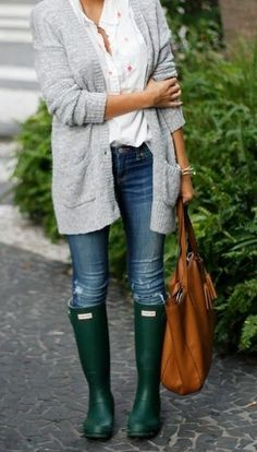 fa66e5cdf1a9 52 Best How to Wear It  Hunter Boots images