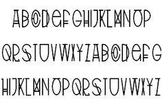 cool font