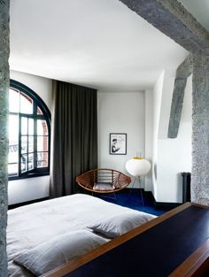 How to make your bedroom more luxurious: Curtains Well-fitted window coverings will elevate any bedroom space. So, whether you choose curtains, blinds or shutters to draw at night, take the time to have them professionally made to size. Consider getting an extra metre or two added to your curtains for a plush look when pulled to the side.