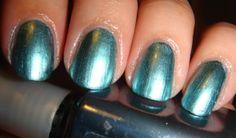 Sally Hansen Chrome – Turquoise Aqua-Marine
