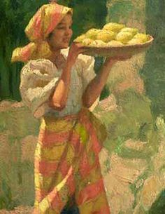 Geringer Art: Buying and Selling Philippine Art Filipino Art, Filipino Culture, Filipino House, Philippine Art, Philippines Culture, Artists Like, Traditional Art, Female Art, Art History