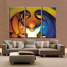 ideas modern art prints ideas for 2019 Multi Canvas Painting, Modern Oil Painting, Canvas Wall Art, Modern Paintings, 3 Piece Canvas Art, 3 Piece Painting, 3 Piece Wall Art, Kunst Online, Online Art