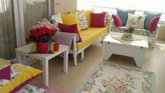 Balkon – Home Decoration Exterior Design, Interior And Exterior, Inner World, Decks And Porches, Outdoor Furniture Sets, Outdoor Decor, Winter Garden, Living Spaces, Backyard