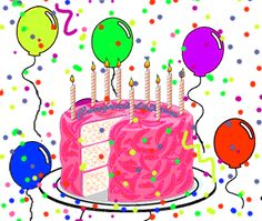 Gifs, Messages and Images: Birthday gifs - Geburtstag Animated Happy Birthday Wishes, Happy Birthday Video, Happy Birthday Wishes Cards, Singing Happy Birthday, Happy Birthday Images, Birthday Cards, Birthday Quotes, Birthday Cake Gif, Birthday Clipart