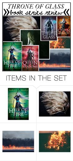 """""""♡throne of glass book series review♡"""" by c-astaway ❤ liked on Polyvore featuring art, country and kikitags"""