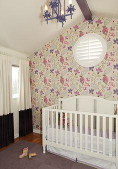 Osborne and Little wallpaper | Jenn Feldman Designs
