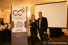 @ Social Networking for Charity Event with Zoltan of the Economic Development Corporation 2014