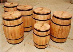 PAWŁOWIANKA - Beczki Drewniane na Wodę