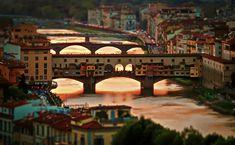 """Firenze """"Ponte Vecchio"""""""