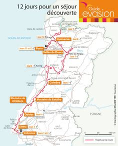 Portugal : nos propositions de circuits San Francisco Travel, Travel Information, Circuit, Finding Yourself, Road Trip, Camping Car, Blog, Viajes, Places