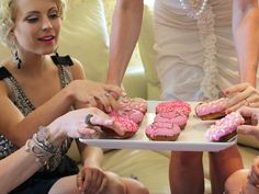 bachelorette one of a kind ideas | Classy bachelorette party ideas - Andaz Hotel San Diego Rockstar Suite ...
