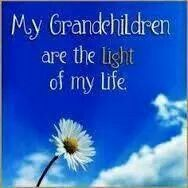 my Grand kids are light of my life...