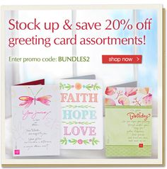 Greeting Card Sets &