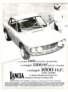 Image result for lancia fulvia coupe