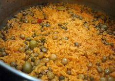 Puertorican RED Rice & Beans Recipe -  Very Tasty Food. Let's make it!