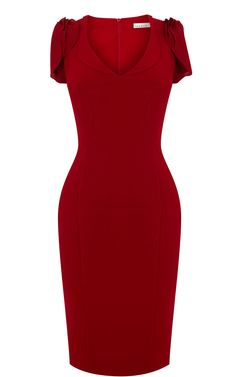 Karen Millen.....she knows how to dress a woman's figure!