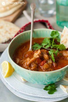 Paleo Crock Pot Chicken Tikka Masala Recipe