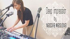 "Boss - Live looping by Nastya Maslova - ""Deep Impression"" Soloing, Electronic Music, Music Videos, Boss, Language, Deep, Album, Youtube, Musik"