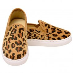 Anne Marie Little Girls Tan Brown Leopard Laceless Sneakers Toddler Tan Girls, Comfortable Sneakers, Brown Leopard, Little Girls, Vans, Slip On, Shoes, Fashion, Tanned Girls