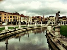 A lesser touristed, but just as historic and beautiful as any city in Italy. DONE: 2014. Padova in Padova, Veneto