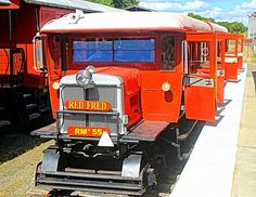 Where is it: Just outside of Rosewood, around 30 minutes' drive from Ipswich CBD.  What's it all about: A small museum with lots of big exhibits, and once a month you can ride on a heritage train!  How can I join in: Head along on the last Sunday of every