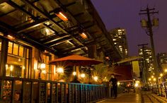 Karen's Vancouver tip: Visit Yaletown -- Vancouver's trendy and upscale renovated warehouse district. It is also home to many of Vancouver's trendiest restaurants, bars and night spots, hip shopping boutiques, and celebrity haunts.