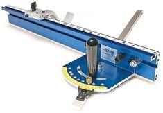 Kreg KMS7102 Table Saw Precision Miter Gauge System - Measuring Gauges - Amazon.com