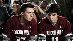teen wolf, colton haynes, and tyler posey image Max Carver, Netflix, Only Teen, Ian Bohen, Charlie Carver, Teen Wolf Seasons, Old And Teen, Crystal Reed, Colton Haynes