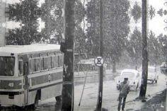 Neve em Porto Alegre