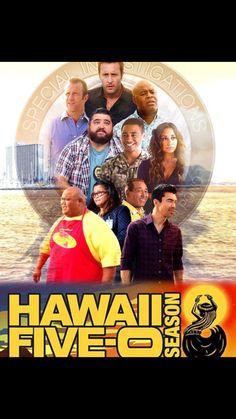 Hawaii Start Season 8 Source my h Reign Season, Season 8, Hawaii Five O, Best Series, Tv Series, Navy Seal Ranks, Honolulu Police, Ian Anthony Dale, Netflix