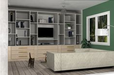 Talk to our designers about your space. We use state of the art design software to help you visualise your home. Fitted Wardrobes, Sliding Wardrobe, Living Room Storage, Wardrobe Design, Sliding Doors, Your Space, Home Office, Software, Designers