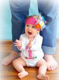 One year old Kaylee