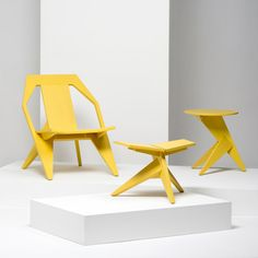 Konstantin Grcic . Medici collection, for Mattiazzi