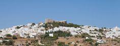 Patmos, la Chora