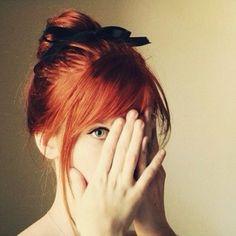 #rockitlikearedhead #redhead #redhair