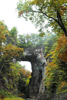 The Natural Bridge | Flickr - Photo Sharing!