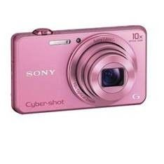 "CAMARA SONY DSCWX220P 18.2 MP WIFI NFC FULL HD 2.7"" ZO 10X ROSA"