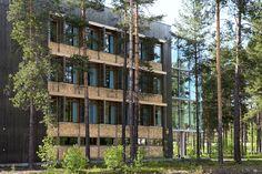 Viken Skog Headquarter / Stein Halvorsen Arkitekter