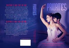 ~Original Premade~  Priorities Paperback Version Photo by Lindee Robinson Photography Designed by Najla Qamber Designs Models: Mikeala & Anthony  To Purchase: http://najlaqamberdesigns.com/premades.html — with Lindee Robinson.