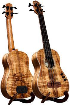 Kala Ukulele, Woody, Cigar, Music Instruments, Random, Bass Guitars, Guitars, Musica, Guitar Building