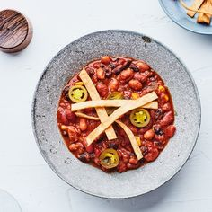 Our best quick vegetarian dinner ideas, including lots of easy meatless mains. Quick Vegetarian Dinner, Vegetarian Recipes Dinner, Vegan Recipes Easy, Cooking Recipes, Cooking Chili, Epicurious Recipes, Top Recipes, Dinner Recipes, Cooking Bacon