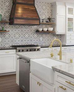 The Affordable Kitchen Backsplash Decor Ideas