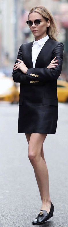 Acne Ryde Dress Classy Style by Styleheroine