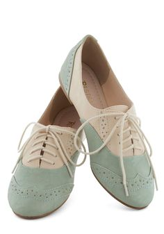 Candy Shop Quartet Shoe | Mod Retro Vintage Flats | ModCloth.com